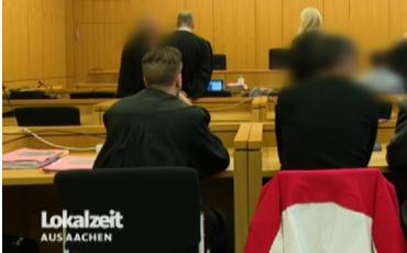 Veröffentlichungen Fachanwalt Strafrecht Anwalt Aachen Lokalzeit Straverteidigung